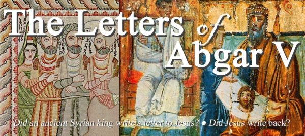 The Letters of Abgar V