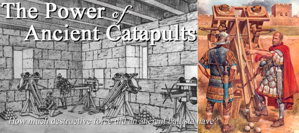 The Power of the Catapult