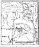 Map of the Bavian-Jerwan-Nineveh canal.
