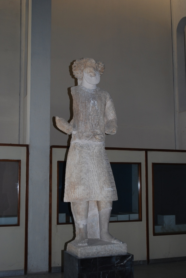 Statue of Sanatruq II.