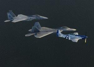 F15-F22-P51