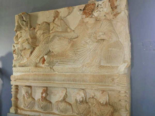 Funerary relief 1 (2)